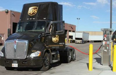 gaz naturel renouvelable UPS