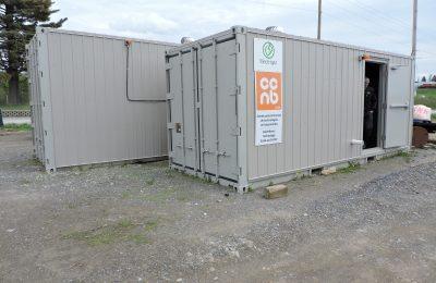 CCNB Biogas plant