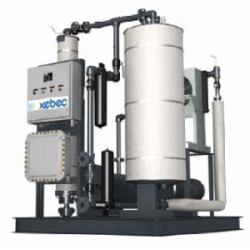 Xebec - natural gas dryer
