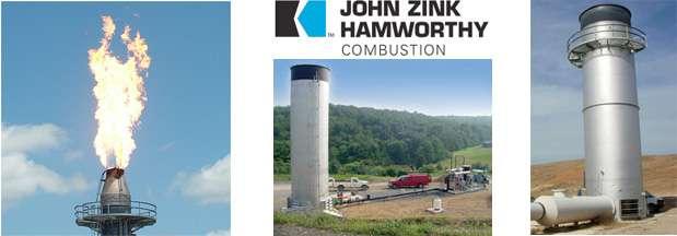 Aircom- John Zink Flare System