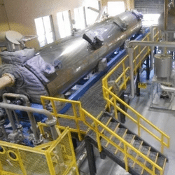 BIO-SCRU® Biosolids Dryer System by BCR Solid Solutions