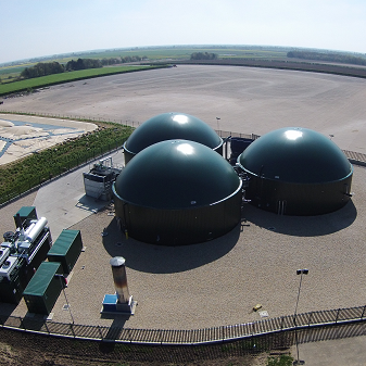 HoSt biogas plant