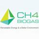 CH4 Biogas