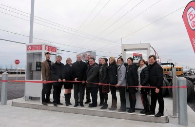 EBI confirms its CNG leading position in Quebec