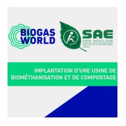 SAE Implantation d'une usine de biométhanisation