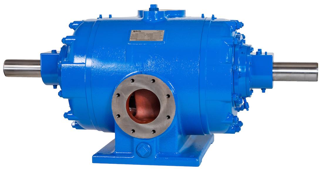 Ro-Flo Compressors - Ro-Flo Rotary Sliding Vane Compressors - High Pressure Gas Compressors