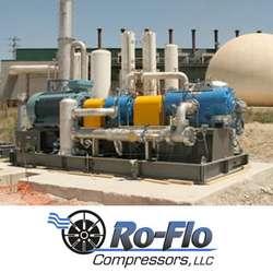Ro-Flo Compressors: Ro-Flo Rotary Sliding Vane Compressors