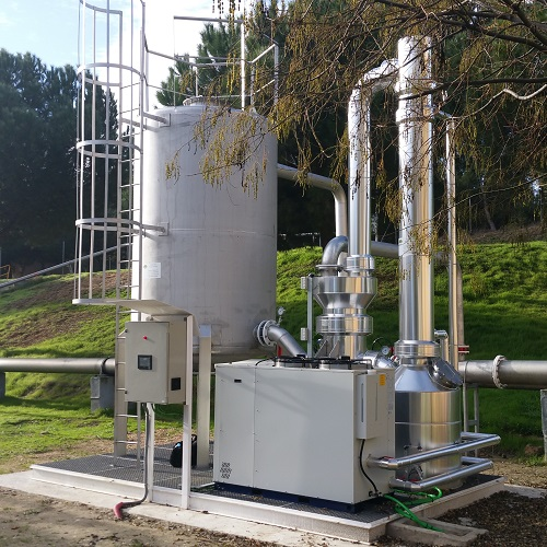 Biolimp-Dry Biogas Cleaning Main