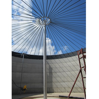 New Biogas Plant Construction by PlanET Square Main
