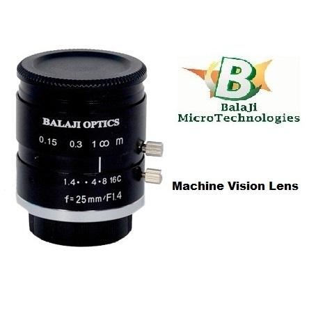 BalaJi MicroTechnologies Machine Vision Lens Square Main