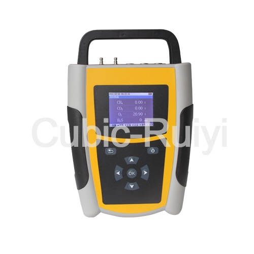 Handheld Infrared Biogas Analyzer Gasboard 3200plus