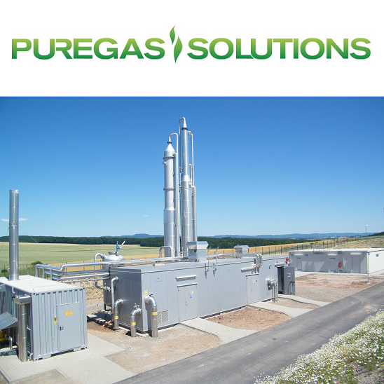 Puregas Solutions - CApure Biogas Upgrading Plants