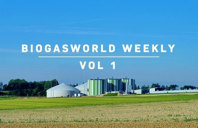 BiogasWorld Weekly Vol 1