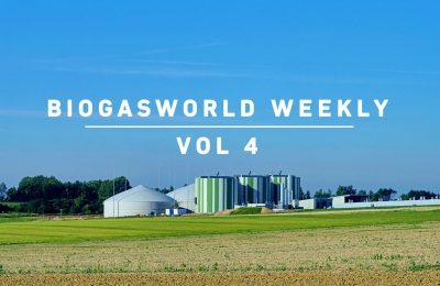 BiogasWorld Weekly Vol 4
