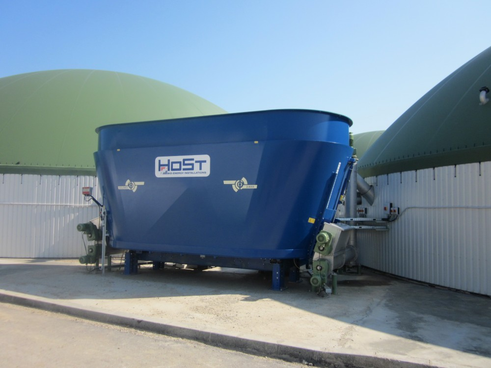 HoSt Mixing and Dosing Feeder 3