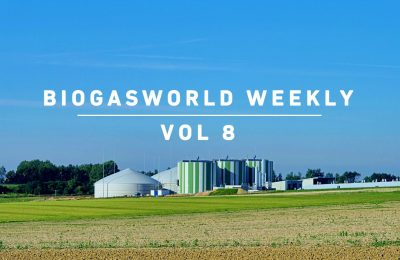 BiogasWorld Weekly Vol 8