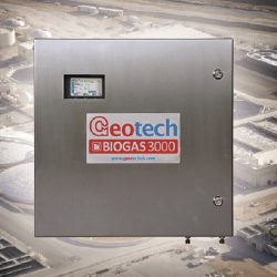 Geotech - BIOGAS 3000 fixed biogas analyser