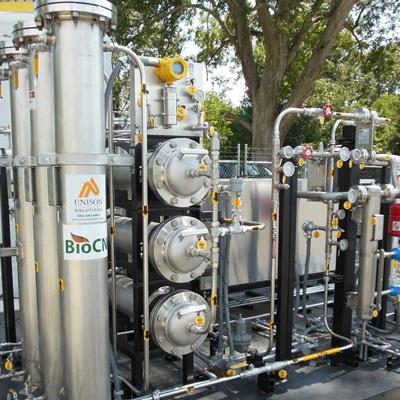 BioCNG System