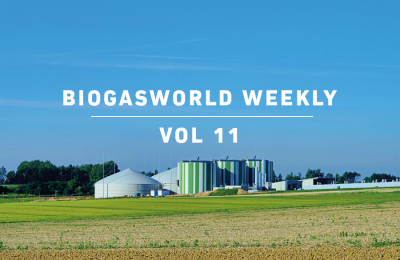 Biogasworld Weekly Vol 11