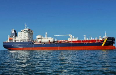 Gaz naturel liquéfié comme carburant marin