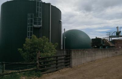 De l'énergie biogaz grâce aux déchets alimentaires pour les maisons
