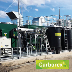 DMT Clear Gas Solutions - Carborex MS : valorisation du biogaz