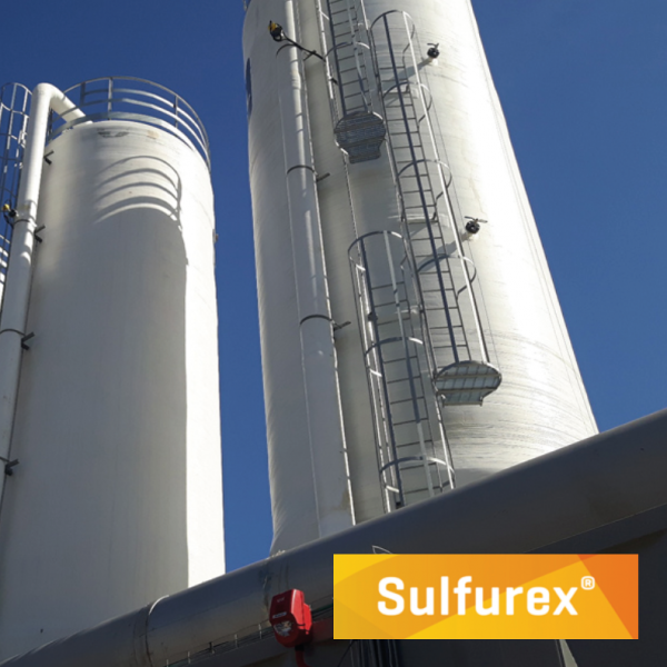 Sulfurex DMT Clear Gas Solutions