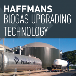 Pentair - Haffmans Biogas Upgrading Technology