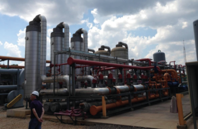 AirScience obtains key landfill gas upgrading equipment order