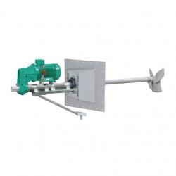SUMA Agitateur de biogaz à hélice Giantmix FR 30°