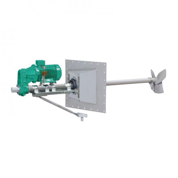 SUMA Giantmix FR 30° Biogas Agitator
