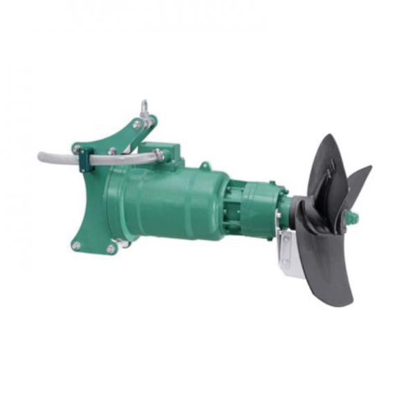 SUMA Biogas Agitators - Optimix 2G