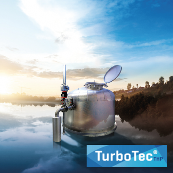 DMT Clear Gas Solutions - Water Treatment: TurboTec® THP