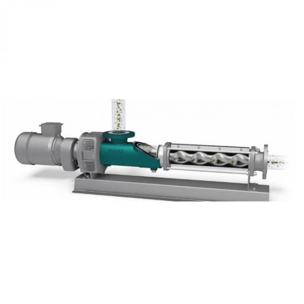 NETZSCH - NEMO® Progressing Cavity Pump