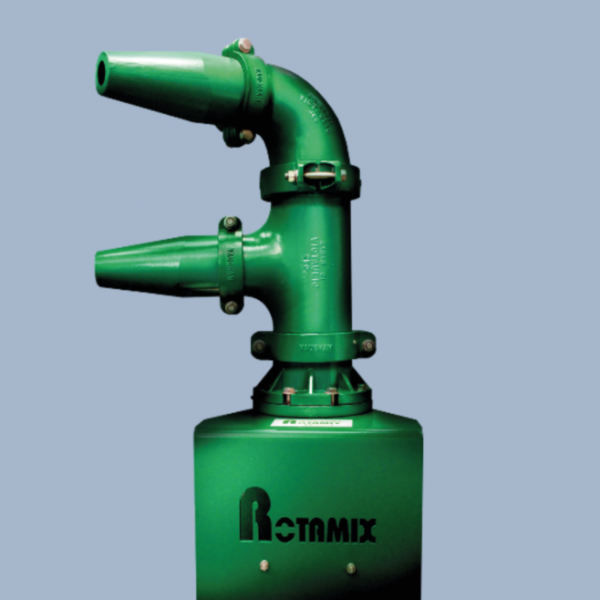 Vaughan Chopper Pumps - ROTAMIX Mechanical Hydraulic Mixing