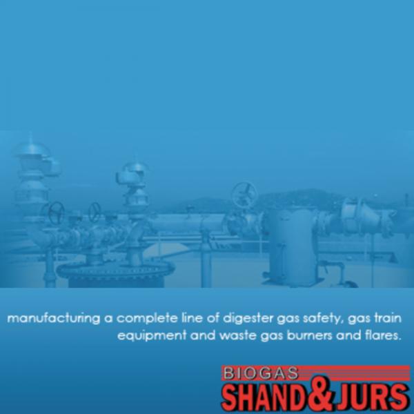 L&J Technologies Shand & Jurs Biogas