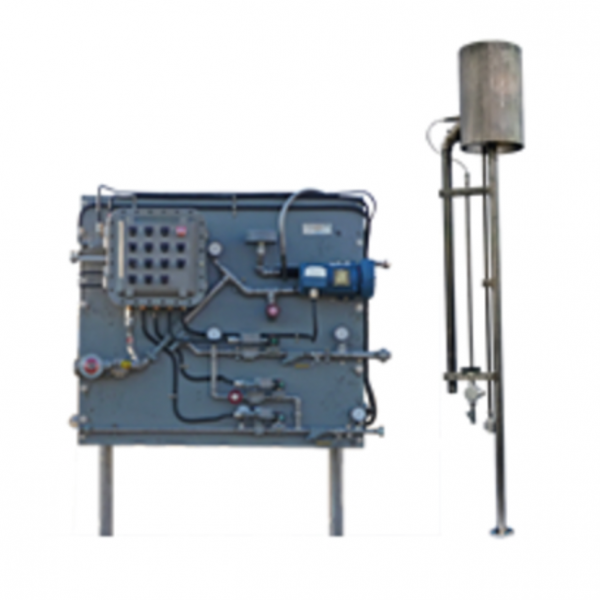 L&J Technologies Waste Gas Burner