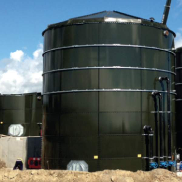KIRK - Réservoirs en acier vitrifié