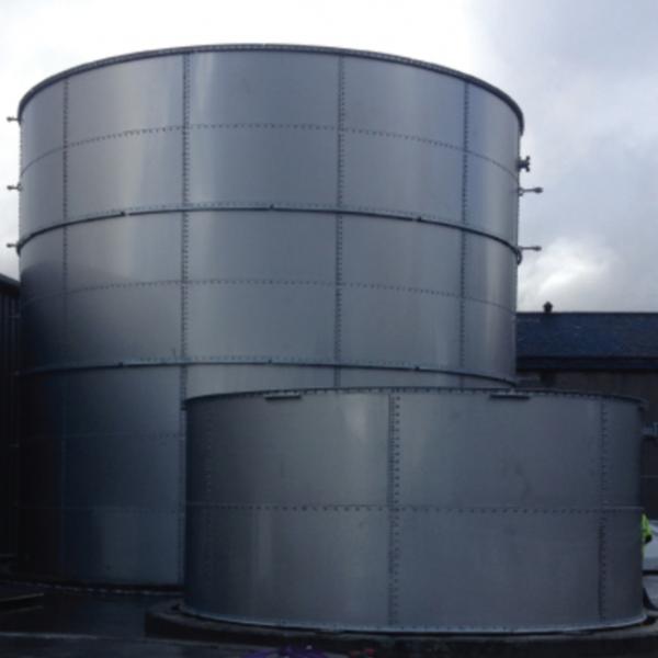 KIRK - Réservoirs en acier inoxydable