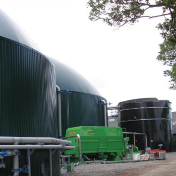 KIRK - Réservoirs de gaz à membrane double