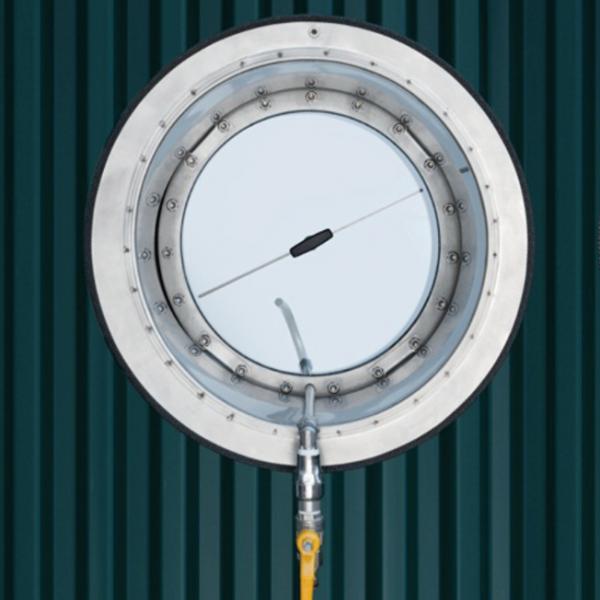 Biogaskontor - Hublot RD 300/RD 400