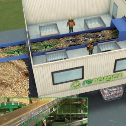 Renergon Biogas - RSD-Mini Solids & Waste