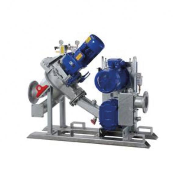 VOGELSANG: BioCut (doseur de matières solides) : spécialement développé pour les stations biogaz