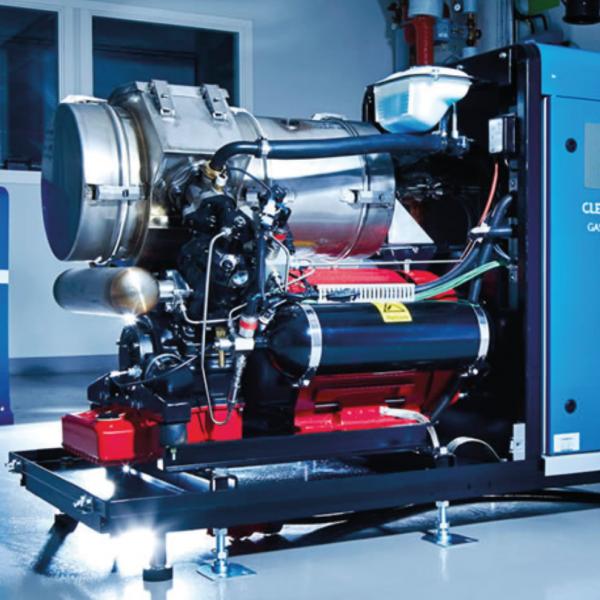 WESTECH - Cleanergy Gasbox™ Cogénérateur de biogaz