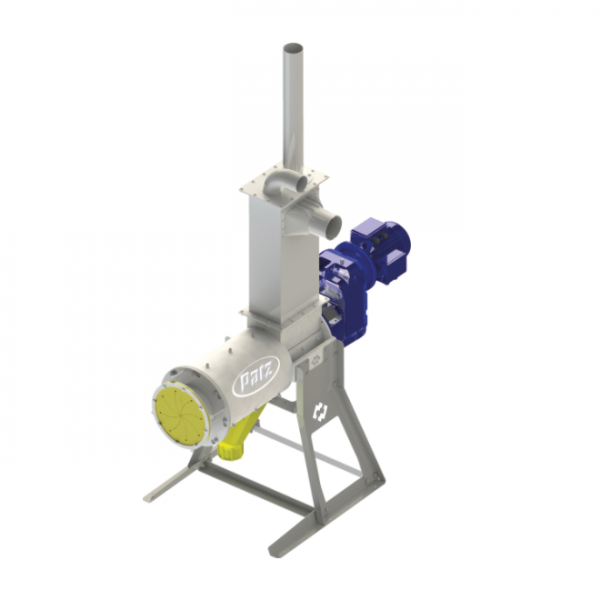 PATZ - Séparateurs de solides et de liquides SEPCOM