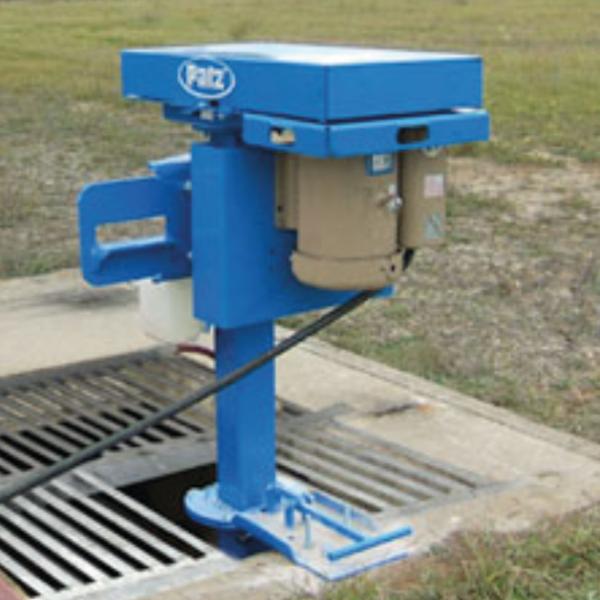 PATZ - 616 Vertical Electric Prop Agitator