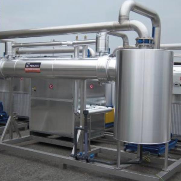 PROGECO - Torchère biogaz