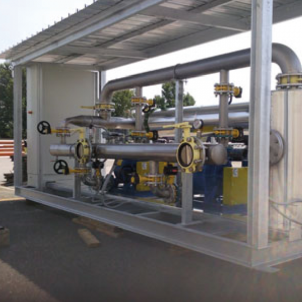 PROGECO - Biogaz Drying System