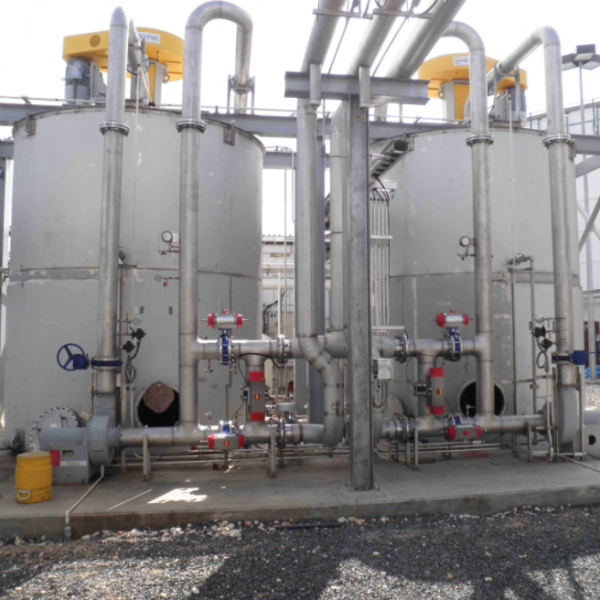 ECO-TEC - BgPur H2S: Biogas Purification