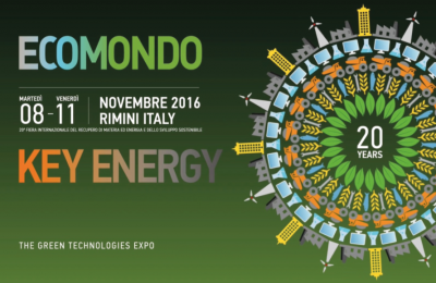 Ecomondo 2017 BiogasWorld Presentation